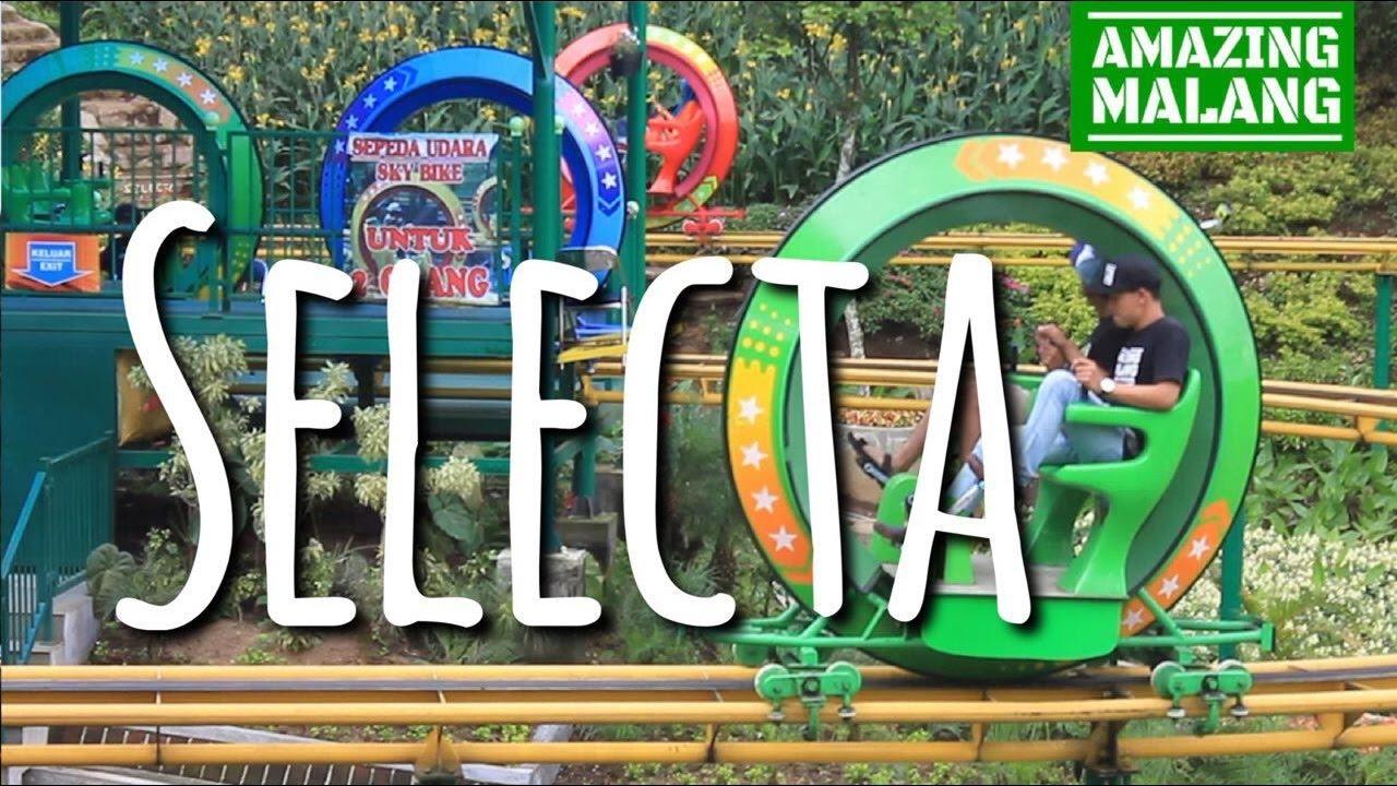Taman Rekreasi Selecta Amazing Malang