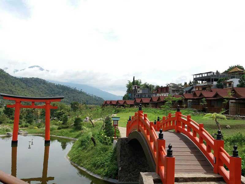 Spot Wisata Ala Jepang Kunjungi Yuk Amazing Malang
