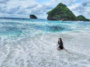 Kunjungi Yuk Pantai Goa Cina Malang Amazing Malang