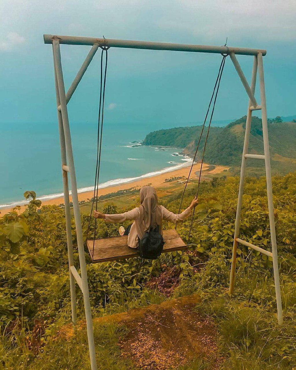 Pantai Sendiki Malang: 7 Pantai Yang Punya Spot Ayunan Di Malang Raya