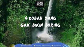 4 Coban Yang Gak Bikin Boring | Amazing Malang