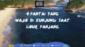 4 Pantai Yang Sering Dikunjungi Saat Libur Panjang | Amazing Malang
