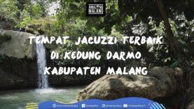 Tempat Jacuzzi Terbaik Di Kedung Darmo | Amazing Malang